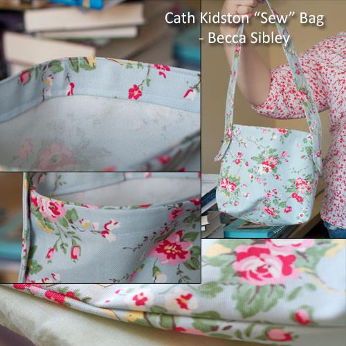 Cath Kidston Bag Collage